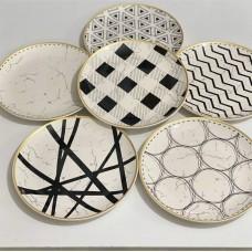 Geometrik Pasta Boy 6'lı