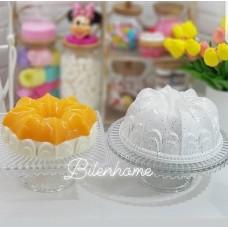 Taç Ekstra Döküm Prenses Model Kek Kalıbı